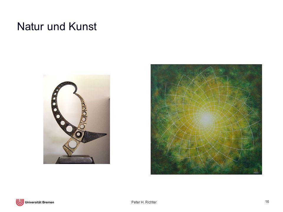 Peter H. Richter 16 Natur und Kunst