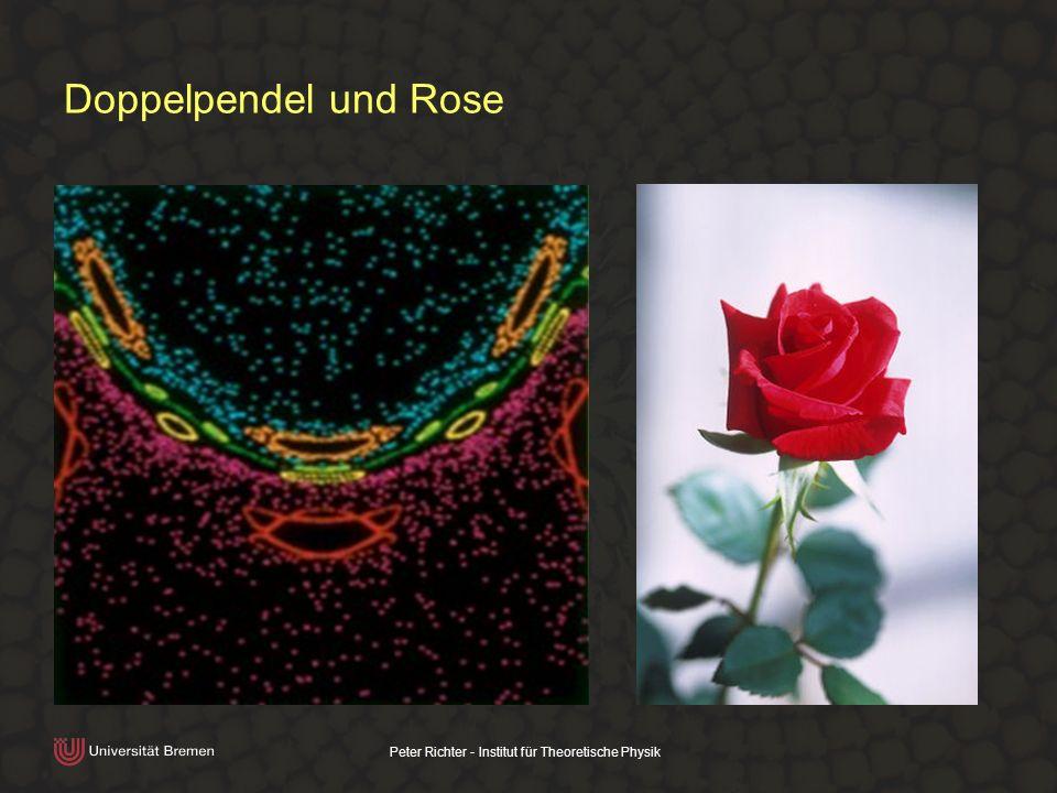 Peter Richter - Institut für Theoretische Physik Doppelpendel und Rose