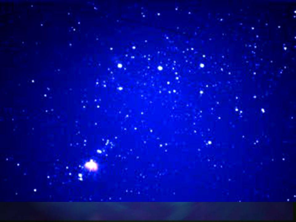 Orion Nebel Animation