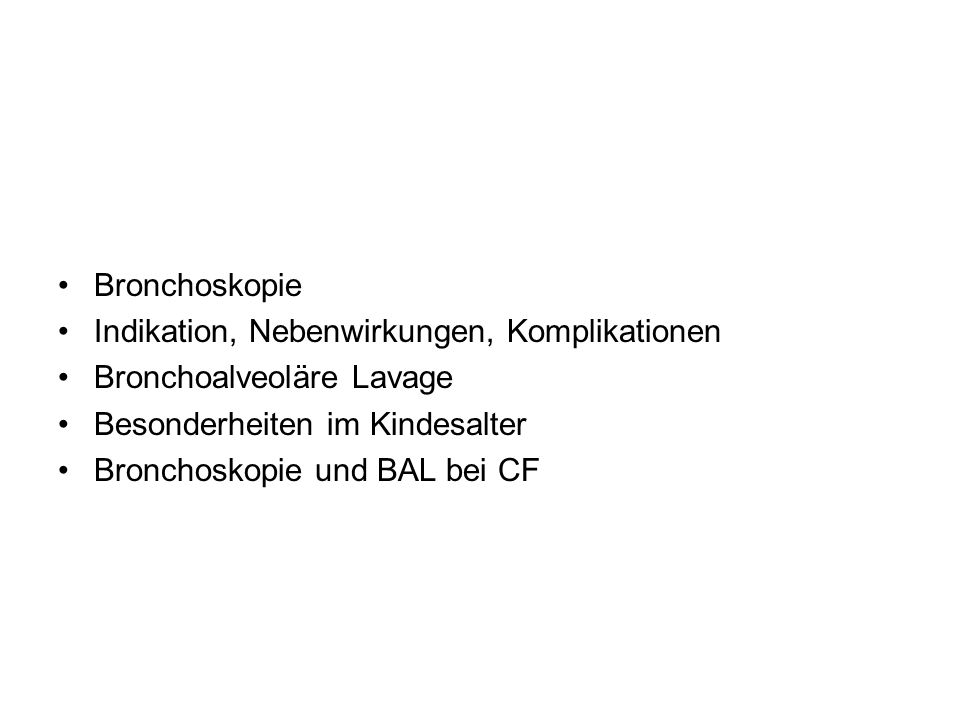 Differenzialzytologie in der bronchoalveolären Lavage modifiziert nach Costabel U (1994) Atlas der bronchoalveolären Lavage.