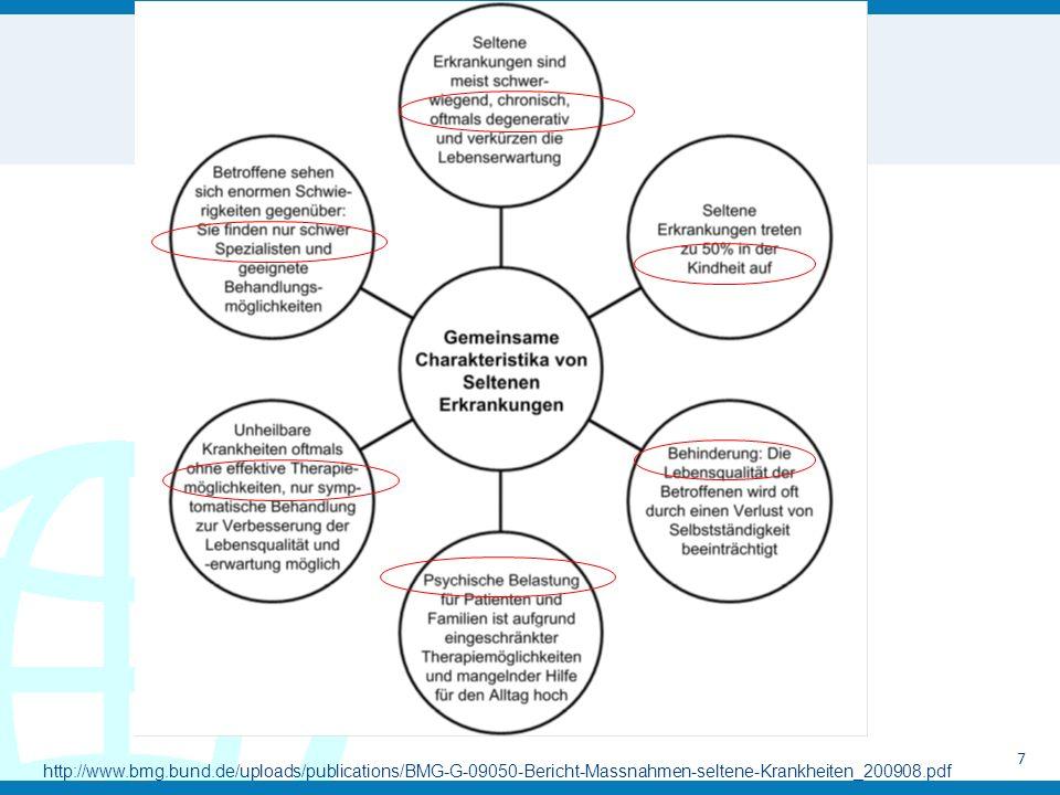 7 http://www.bmg.bund.de/uploads/publications/BMG-G-09050-Bericht-Massnahmen-seltene-Krankheiten_200908.pdf