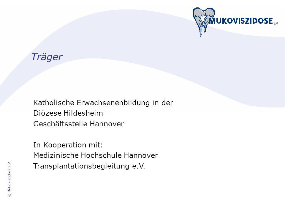 Träger Katholische Erwachsenenbildung in der Diözese Hildesheim Geschäftsstelle Hannover In Kooperation mit: Medizinische Hochschule Hannover Transpla
