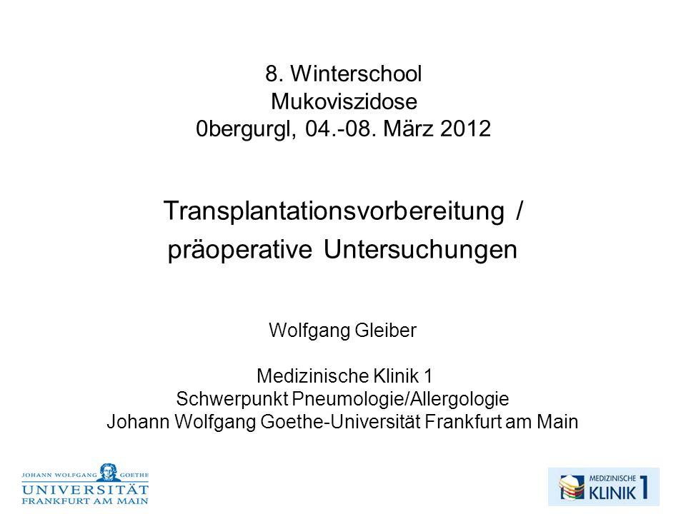 8.Winterschool Mukoviszidose 0bergurgl, 04.-08.