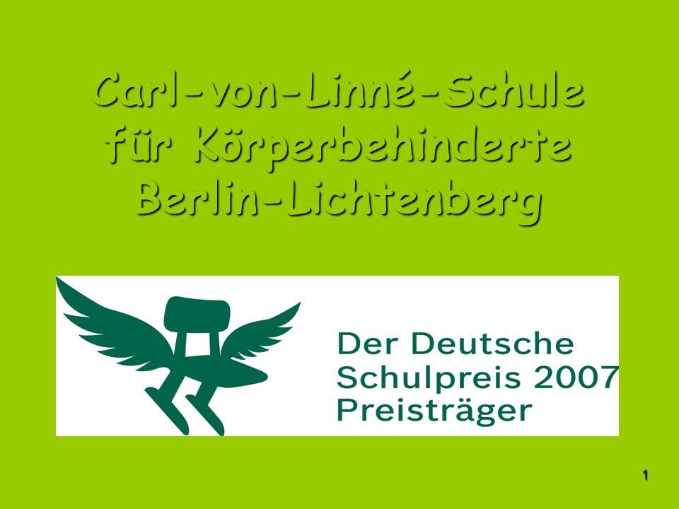 1 Carl-von-Linné-Schule für Körperbehinderte Berlin-Lichtenberg