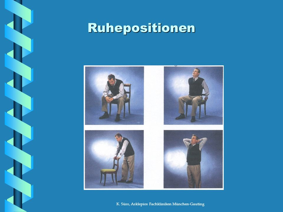 Ruhepositionen