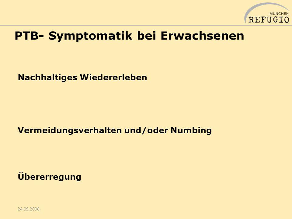 15.10.2009 Fachtag Familienentwicklung nach Trauma und Migration 6 Familiendynamik nach Trauma Folgen nach Trauma Entwicklungsstörung Parentifizierung