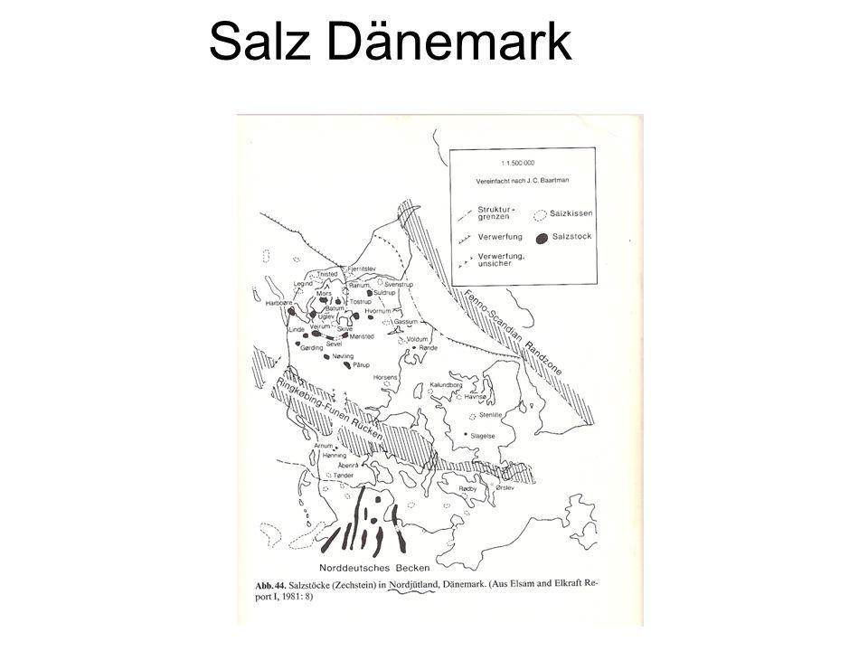Salz Dänemark