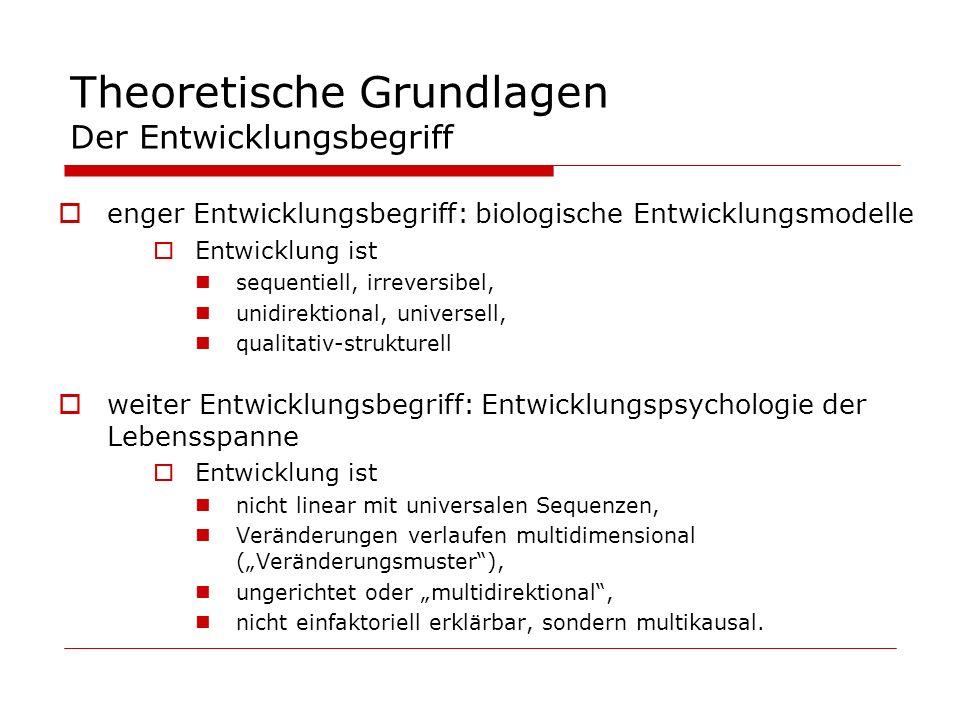 Theoretische Grundlagen Zentrale theoretische Fragen an ein Testverfahren: Auf welchem Niveau sind die diagnostischen Merkmale angesiedelt.