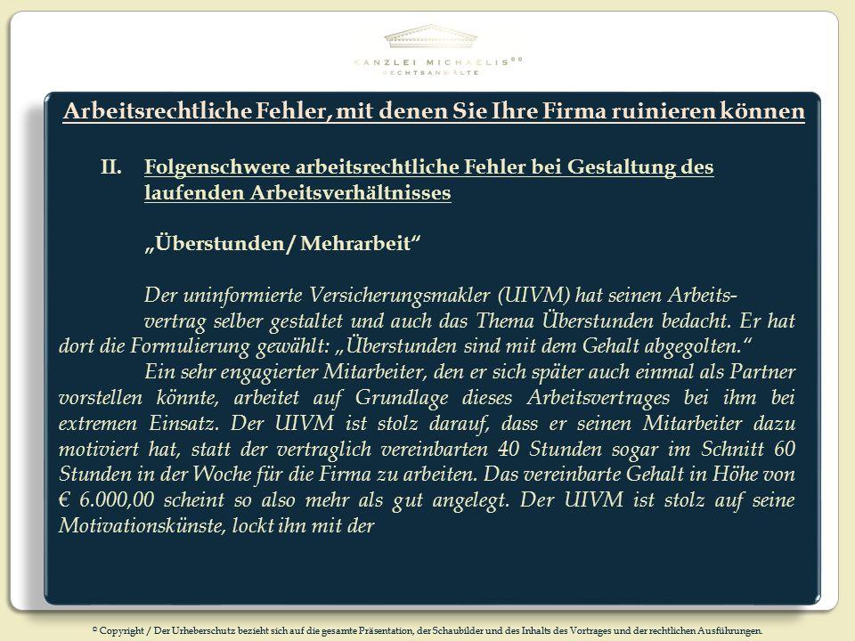 RA Michaelis LL.M.RA Dr. Freitag RA Funke RAin Loest RA Wedekind RAin Jahnke LL.M.