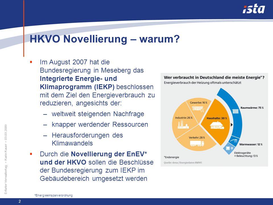 33 57 131 218 71 31 255 153 0 224 237 Erfurter Verwaltertag Karin Kauer 03.03.2009 13 8.