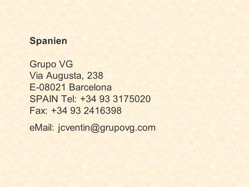 Serbien MAI Insurance Brokers Serbia Bulevar Avnoja 97/4 SCG-Novi Beograd SERBIA Tel: +381 11 3130731 eMail: maiserbia@mai-cee.com