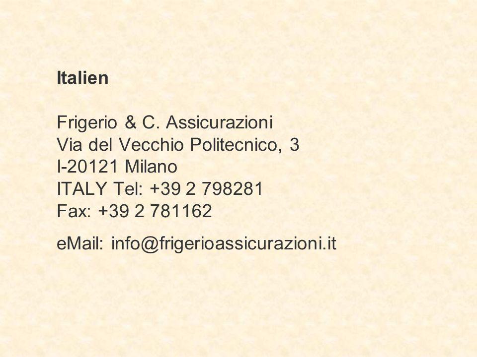 Italien Frigerio & C.