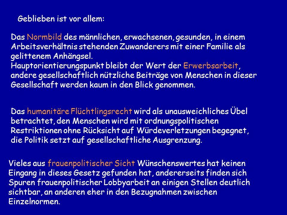 Sprachförderung für Migrantinnen nach einer Familienphase § 16 SGB II Offener Katalog der Integrationsinstrumente § 44a Abs.