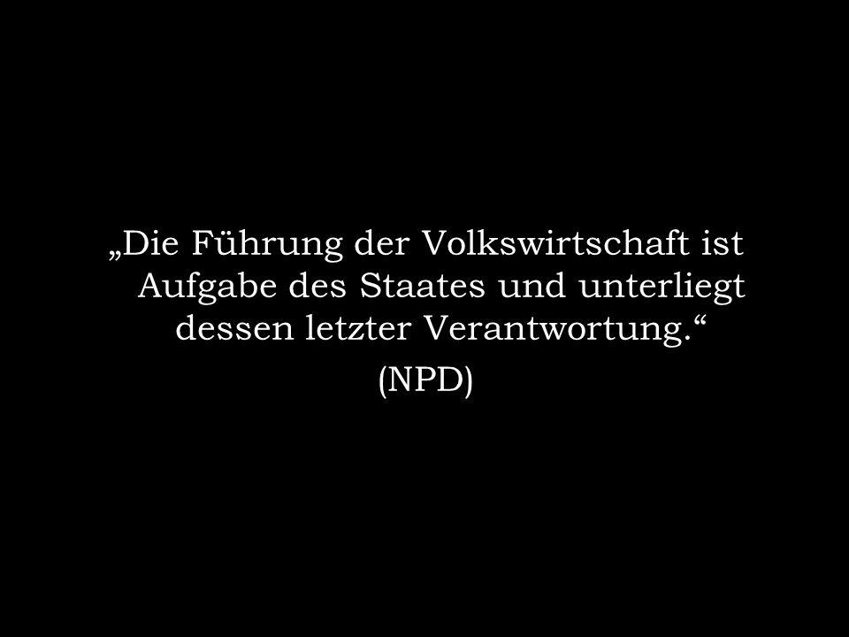 Jede weitere Einwanderung Nicht- Deutscher ist zu verhindern (NSDAP)