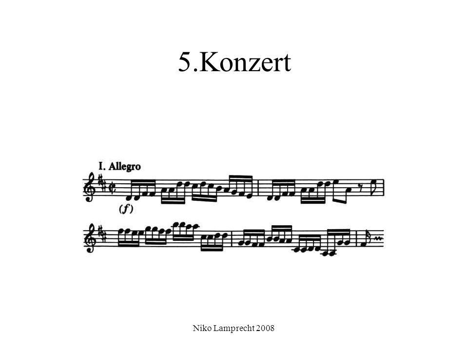 Niko Lamprecht 2008 5.Konzert