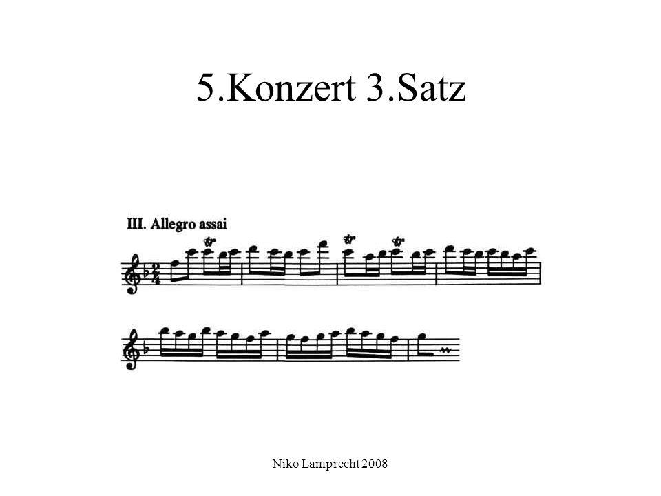 Niko Lamprecht 2008 5.Konzert 3.Satz