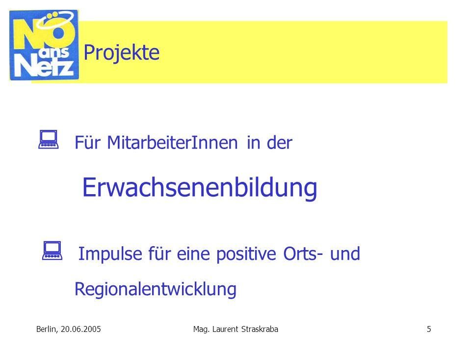 Berlin, 20.06.2005 Mag.