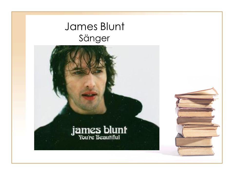 James Blunt Sänger