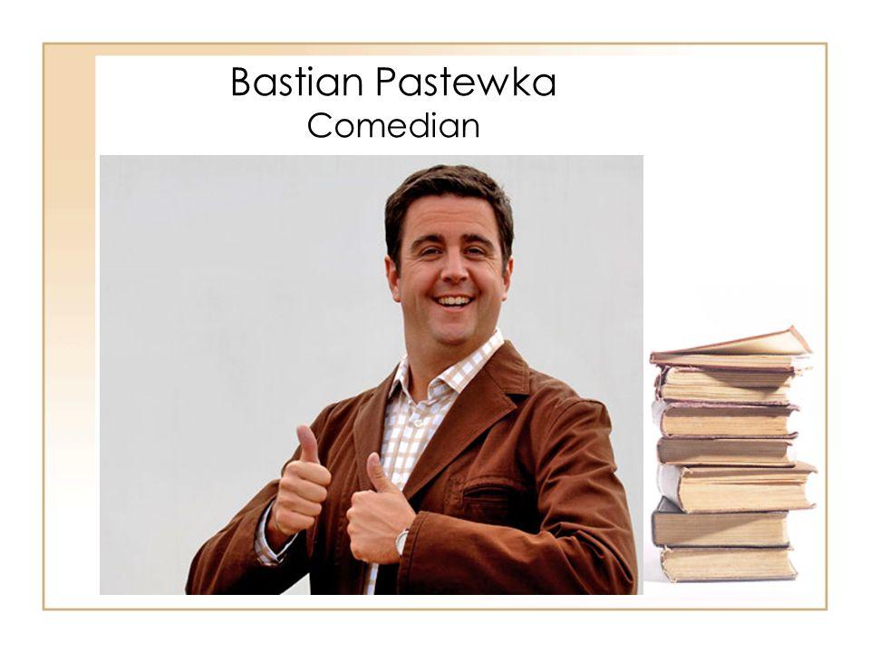 Bastian Pastewka Comedian