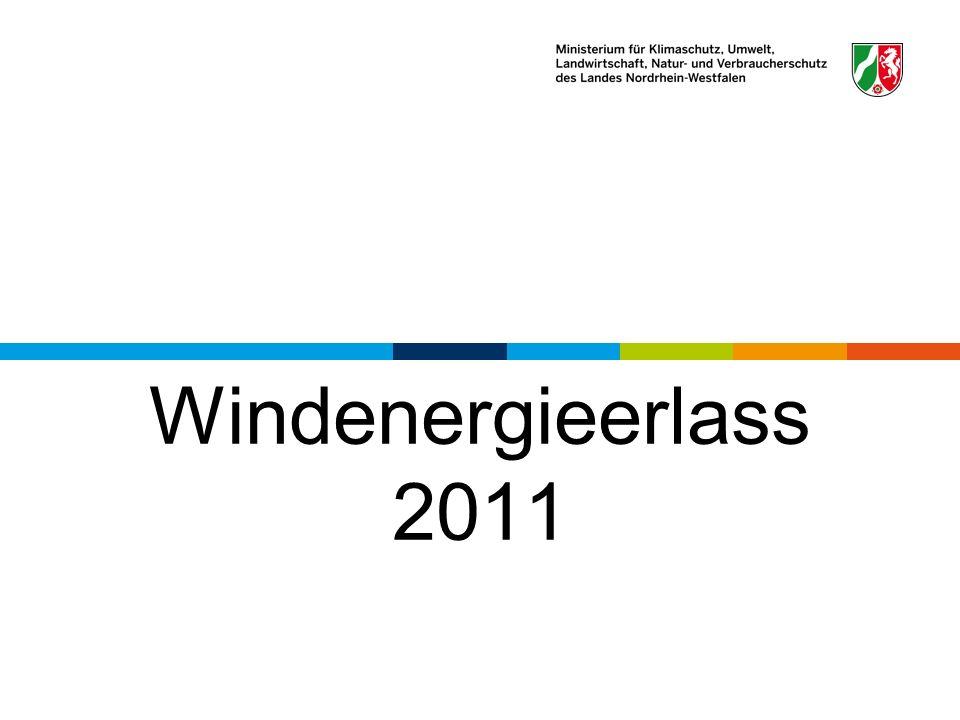 Windenergieerlass 2011