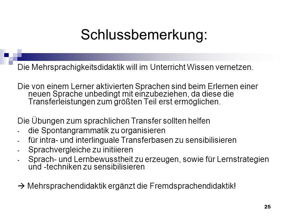 26 Quelle: Meißner, Franz-Joseph: Transfer und Transferieren.