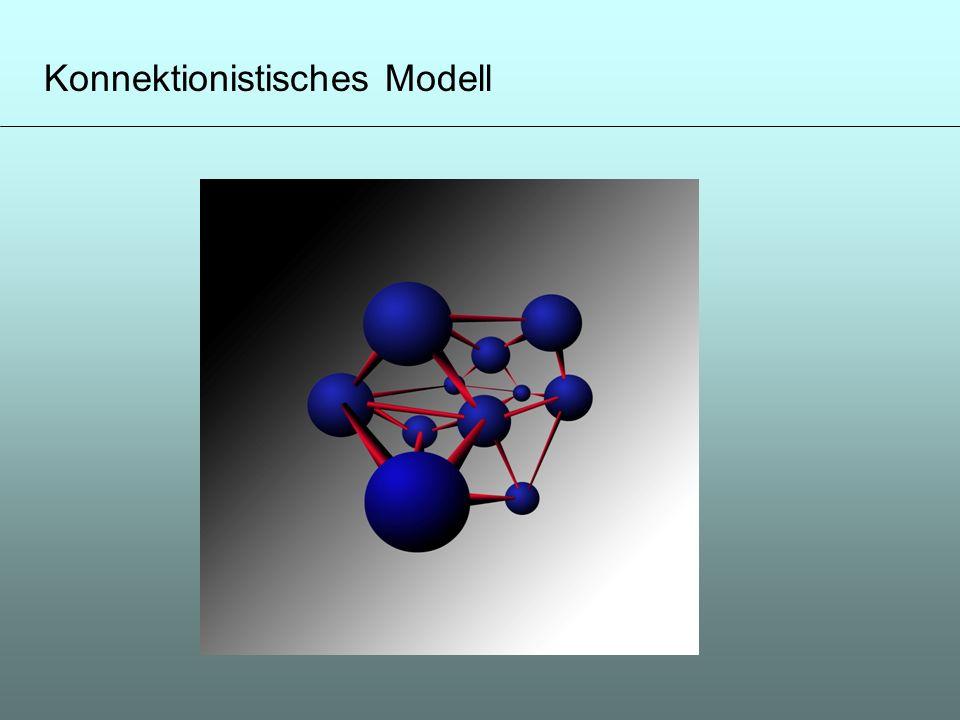 Konnektionistisches Modell