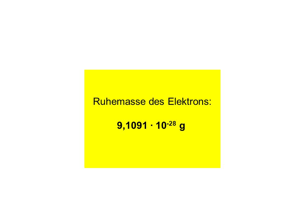 8 Teilchen als Wellen 1924: De Broglie Wellenlänge eines Teilchens: = h/p = h/ 2m 0 E kin Louis de Broglie had the boldness to maintain that not all the properties of matter can be explained by the theory that it consists of corpuscles ( C.W.