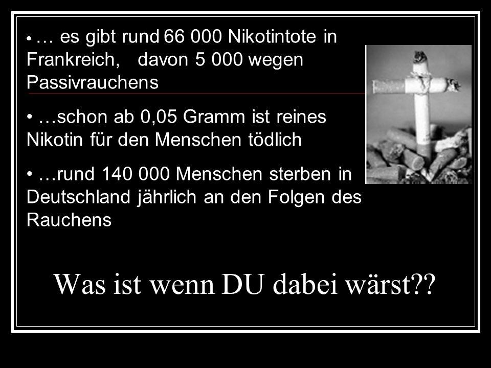 Wusstest du, dass… …das Einstiegsalter für das Rauchen in Deutschland durchschnittlich bei 12 Jahren liegt.