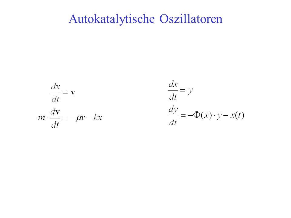 Autokatalytische Oszillatoren