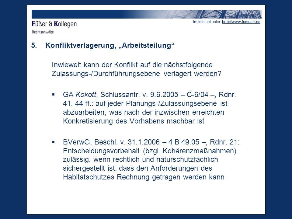 Im Internet unter: http://www.fuesser.de 5.