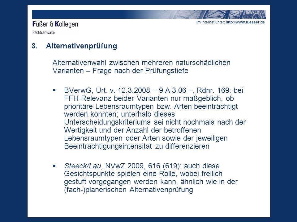 Im Internet unter: http://www.fuesser.de 3.