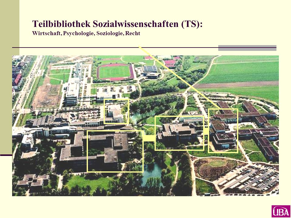 Teilbibliothek Naturwissenschaften (TN): Mathematik, Physik, Chemie, Informatik, Allgemeine Naturwissenschaften