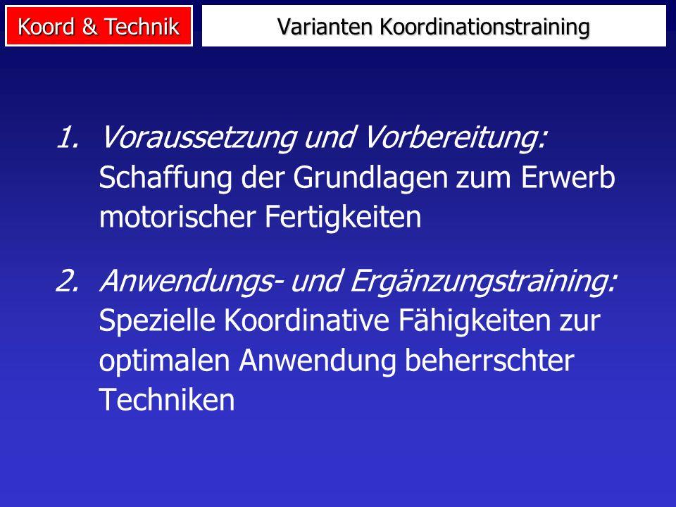 3. Training Koordination &
