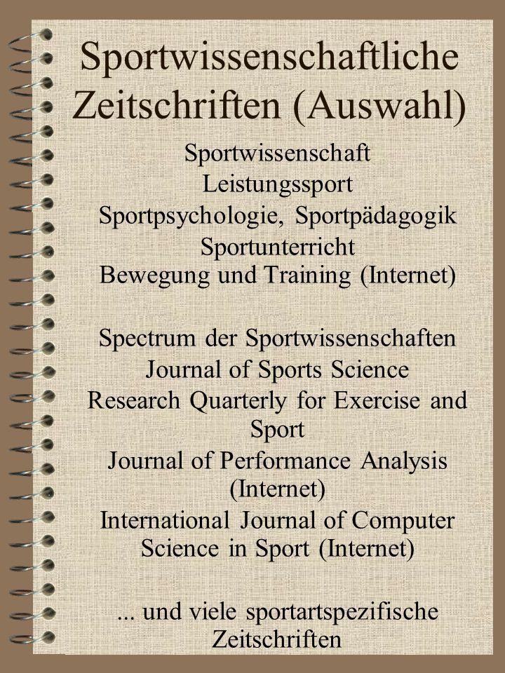 Literaturverzeichnis Artikel in Zeitschrift Name, V. (Jahr). Titel des Artikels. Zeitschrift, Jahrgang, Seiten. Hoffmann, A. (2006). Pädagogisch relev