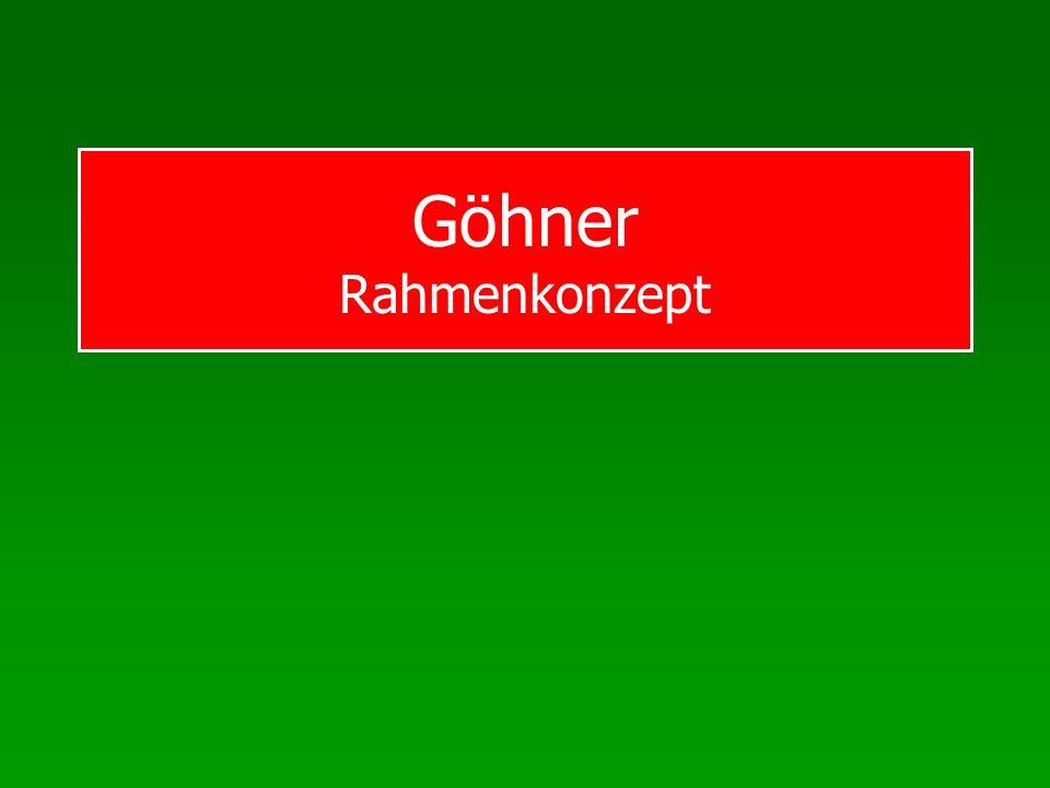Göhner Rahmenkonzept