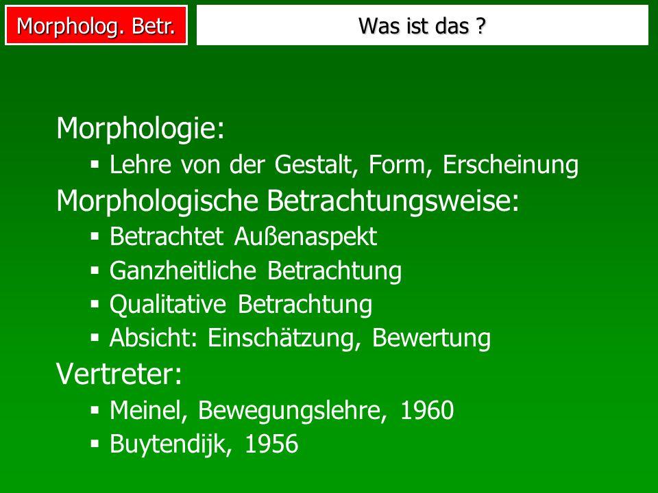 Morpholog.Betr.