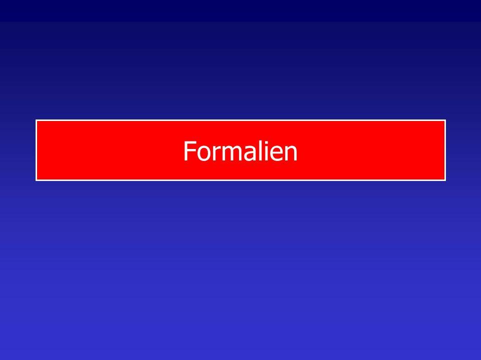 Selbstverständnis Scheine: Gibt`s für bestandene Klausur (5.2.2008) Anwesenheit nicht erforderlich Textbuch: Einführung in die Trainingswissenschaft Hohmann, Lames, Letzelter Limpert-Verlag, für 16,- bei Frau Saba Formalia