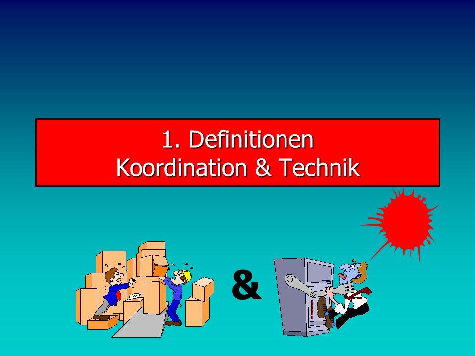 Koord & Technik Koordination ist eine Sammelbezeichnung für eine Reihe koordinativer Fähigkeiten Koordinative Fähigkeiten sind einzelne Aspekte der Bewegungssteuerung, die in der Qualität ihrer Ausführung als überdauernde Verhaltensdispositionen betrachtet werden Definition Koordination Beispiele: Reaktions-, Gleichgewichts-, Orientierungs-, Differenzierungsfähigkeit