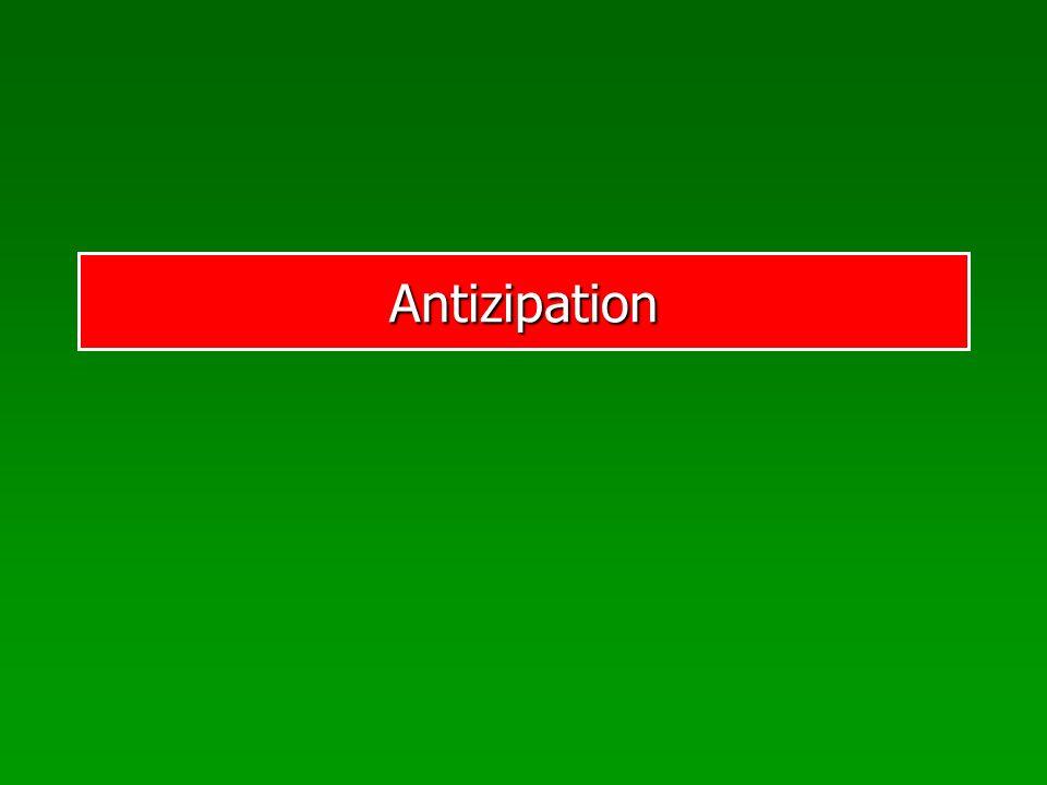 Antizipation