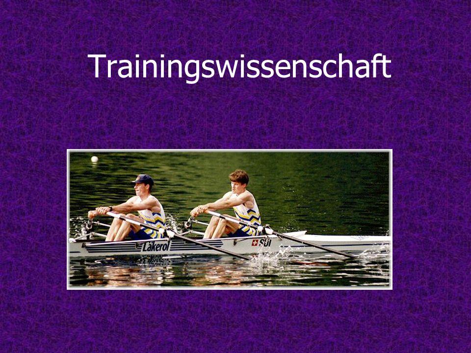 Trainingswissenschaft