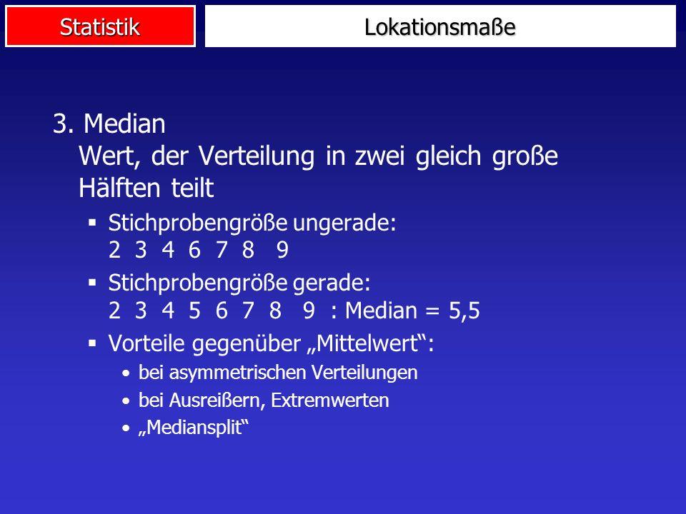 Statistik L, s L 800m: 1:59,25 2,11 s, s S 100m: 1:13,55 1,55 ? ! Vergleich