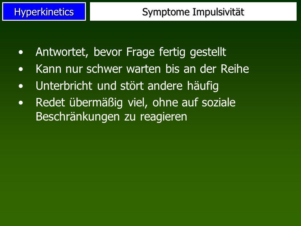 4. Therapieformen