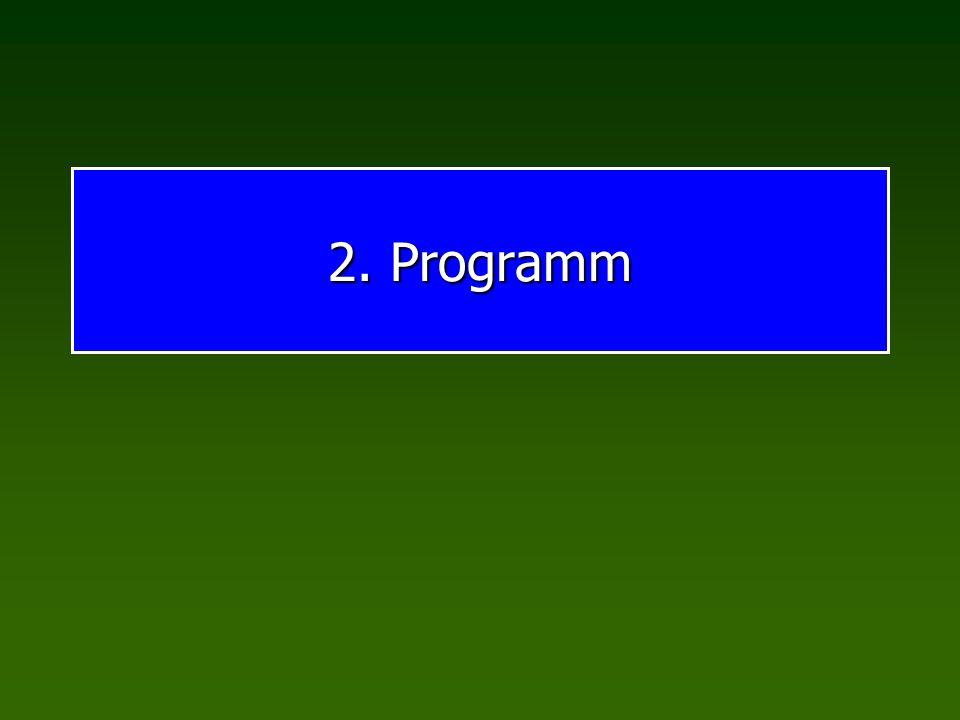 2. Programm
