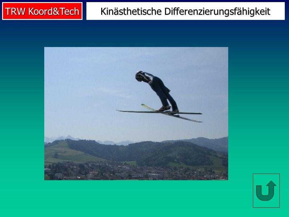 TRW Koord&Tech Kinästhetische Differenzierungsfähigkeit