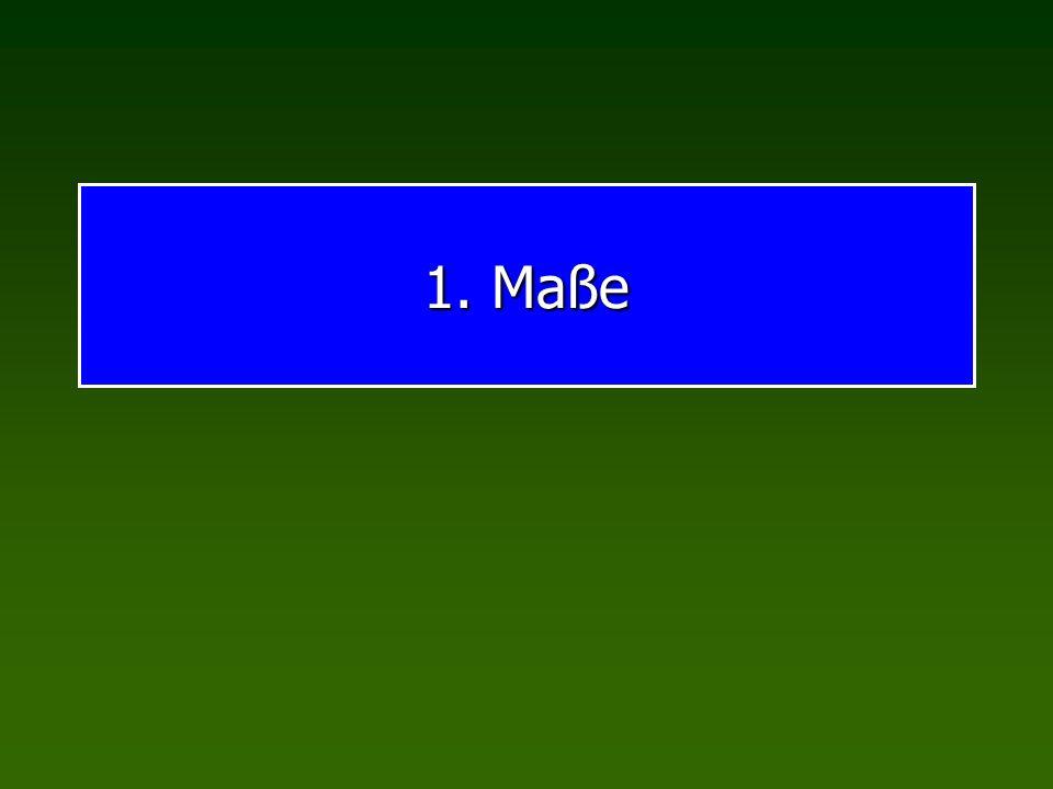Körpergewicht Messung des Körperfettanteils Kalipermethode (Hautfaltendicke) Bioimpedanz-Methode (Elektrischer Leitwiderstand) Hydrostatisches Wiegen (Goldstandard): Bestimmung der Körperdichte durch Massen- und Volumenbestimmung Massenwiegung in Luft und in Wasser Röntgen, Isotopenverteilung, Sonografie, NMR,...