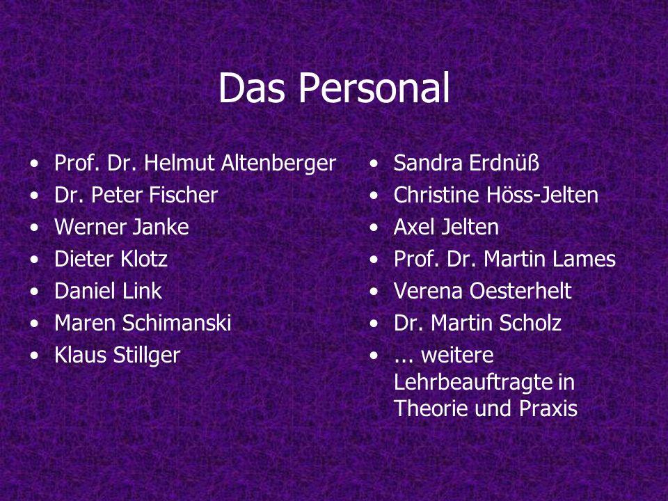 Prof.Dr. Helmut Altenberger Dr.