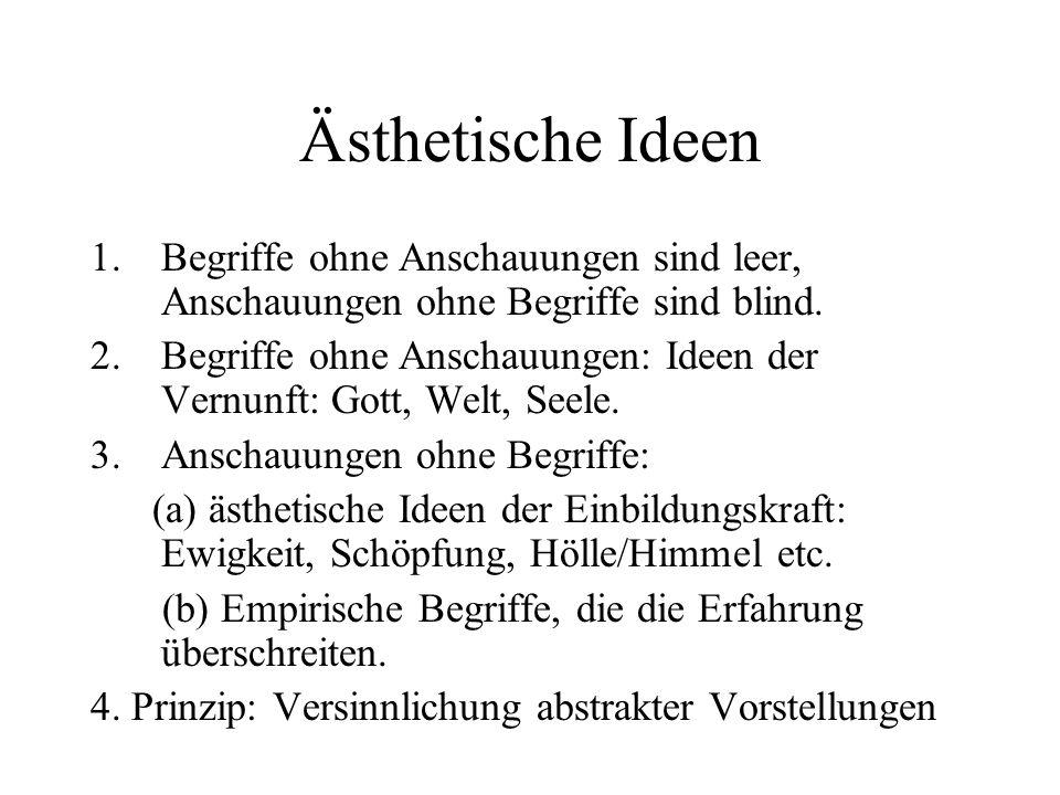 Ästhetische Heteronomie 1.Dominanzanspruch des Ästhetischen gegenüber den anderen Kulturbereichen.