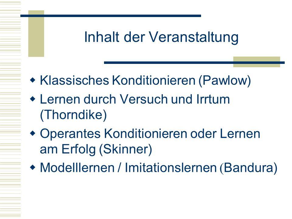 Literaturhinweise Edelmann W.(1996): Entwicklungspsychologie.