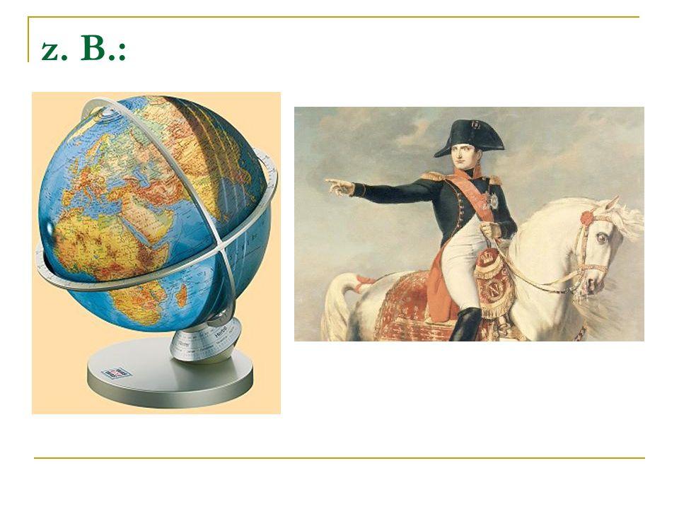 Die Präsentationsprüfung Geschichte - ein Beispiel: