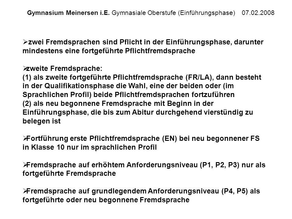 Gymnasium Meinersen i.E.